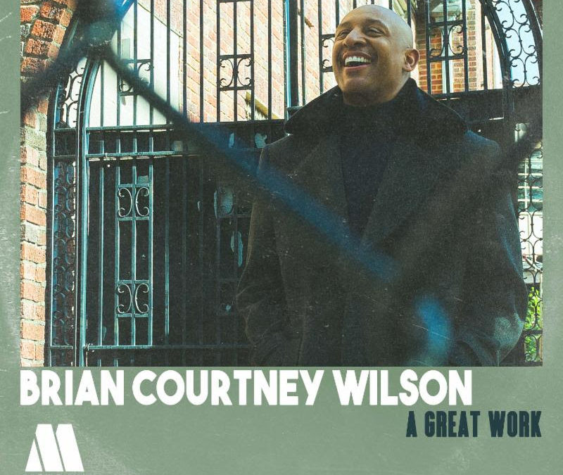 Brian Courtney Wilson – A Great Work (Sirius XM Performance) | @BCourtneyWilson #HotGospelSongs